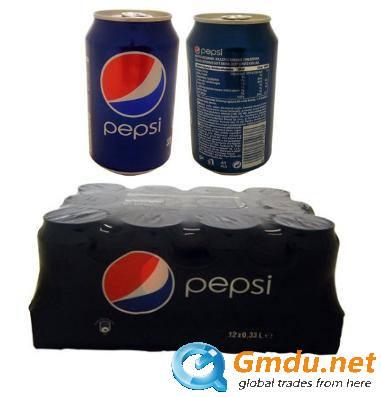 Pepsi Cola 0,33L 12 cans case