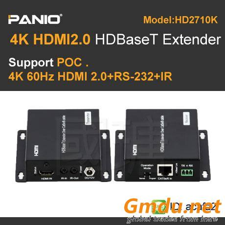 HDMI2.0 Video and Audio extender