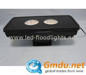 AC85 - 265V 17000lm double source 200W IP65 LED Tunnel Light wit