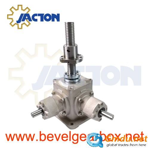 acme screw adjuster mechanism, worm gear jacks, mechanical gears
