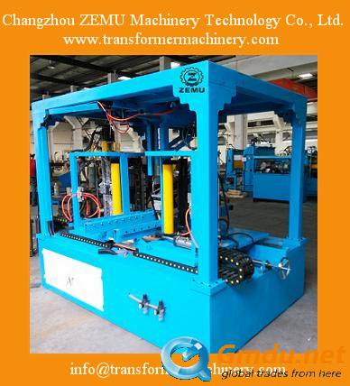 Radiator Steel Plate End Welding Machine