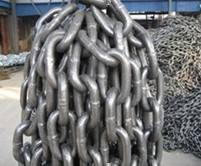 Marine Mooring Studless Link Anchor Chain