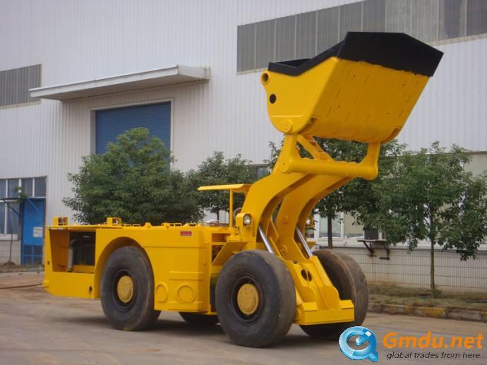 WJ-2 Diesel LHD underground loader