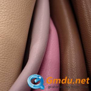 Leather skins,suede Finish , Vegetabe