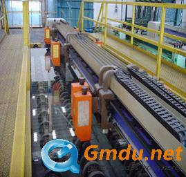 Longitudinal Cutting Machine
