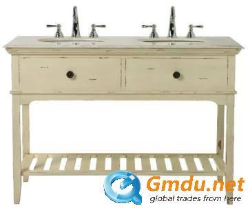 New style bathroom cabinet set