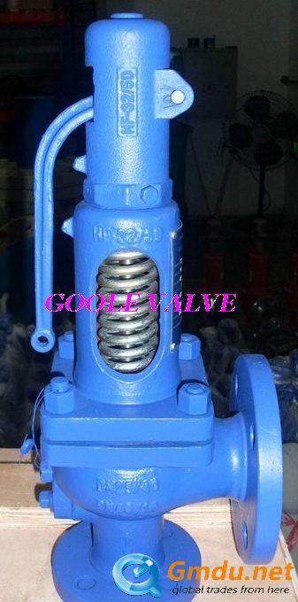 ARI 902 DIN Spring loaded Pressure Safety Valve