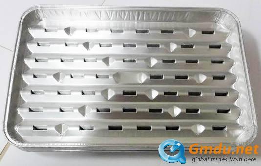 Disposable Aluminum Foil BBQ Tray