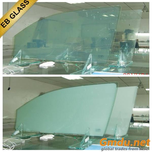EB GLASS Smart pdlc glass,switchable glass,smart magic glass