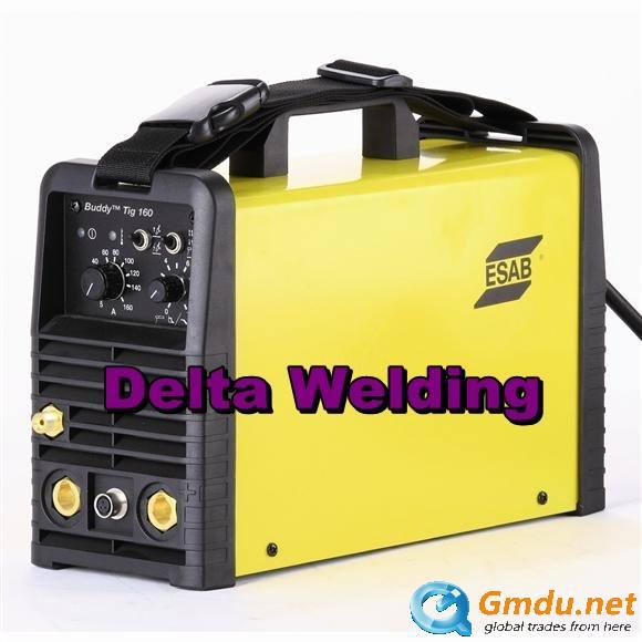 Esab Buddy 160 Tig Welding Machine