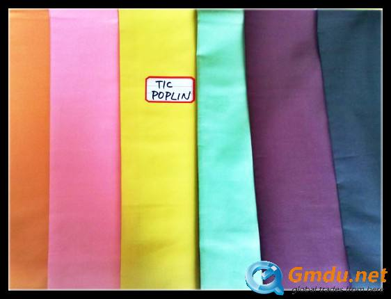 DYED T/C FABRIC