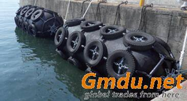 Marine pneumatic Inflatable rubber fender
