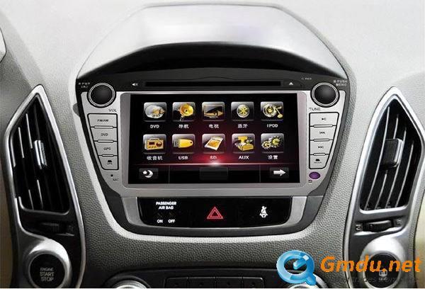 Car DVD Player/GPS for Hyundai IX35