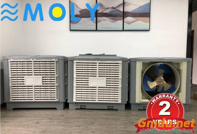 evaporative air cooler , swamp cooler, desert cooler. climatizad