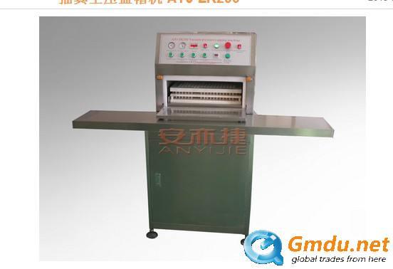 Automatic Vacuum Pressure Capping System