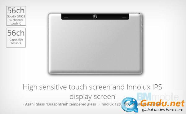 1280*800IPS screen 10.1inch Quad core tablet pc