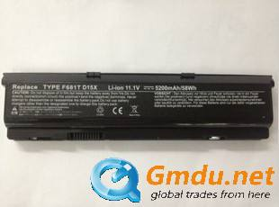 Hot Sale New Model 56WH Dell Alienware M15X Laptop Battery with