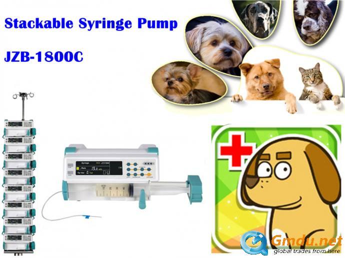 JYM Stackable Syringe Pump JZB-1800C