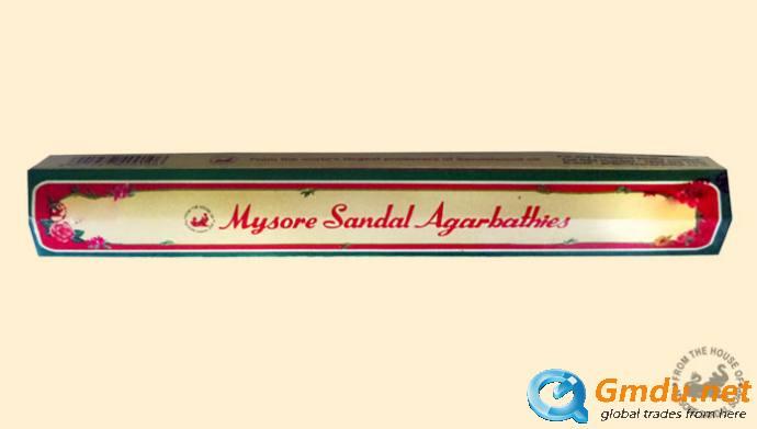 Mysore Sandal Agarbathi Premium Hexagon