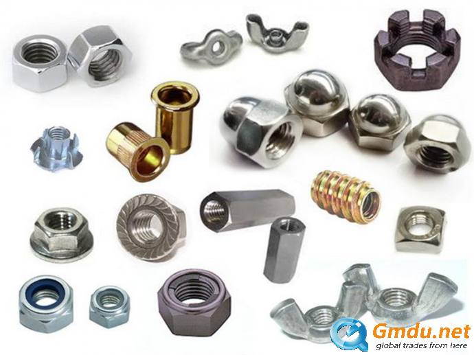 Screws,Nuts and Special Parts