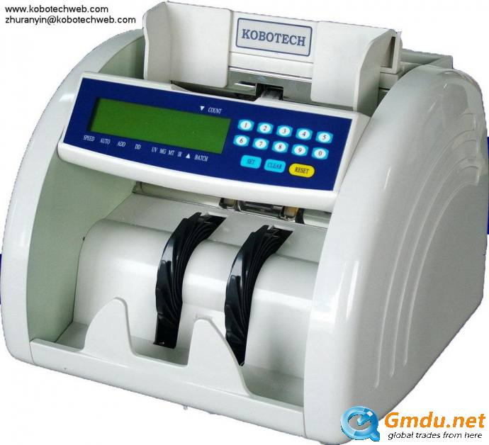 Kobotech HN-900B Front Feeding Banknote Counters (ECB 100%) & HN-900 Series