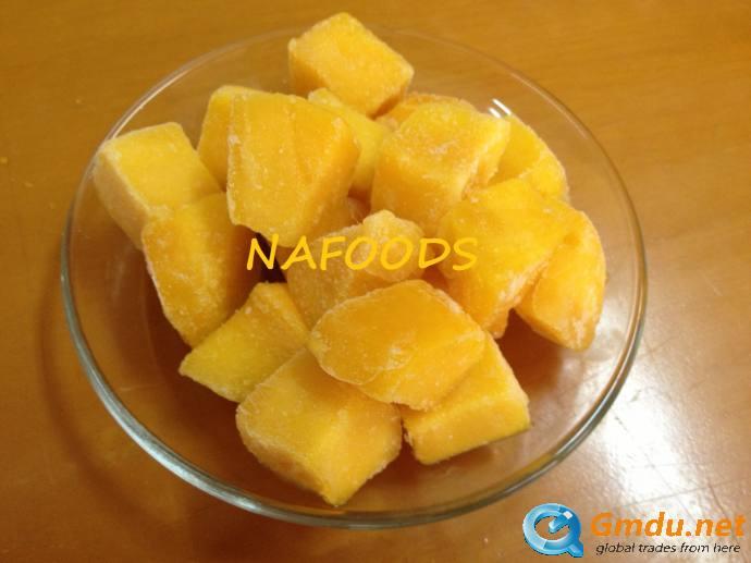 IQF mango