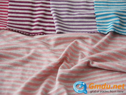 Yarn dye jersey series