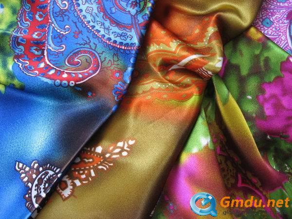 Satin fabric series
