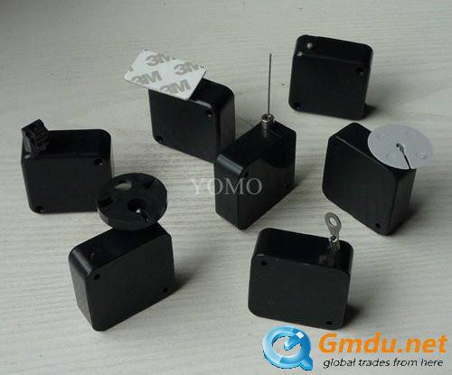 Display Merchandise Tethers/Recoilers,Anti-shoplifting Recoilers,mechanical recoiler,Retracting Display Cable,Retracting Securit