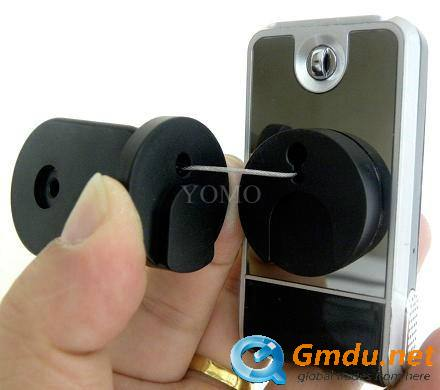Retractors and Tethers for Mobile Phone Display,Security Pull Box,Secure display retractor,Recoiling Tether For Mobile Phones,Lo