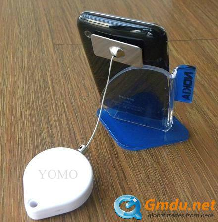 Anti-Theft Pull Box Recoiler,Security Recoiler,Security Pull Box,Recoiling Tether For Mobile Phones,Loss Prevention Recoiler,sam