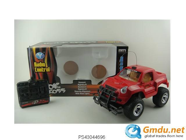Jeep R/C Car
