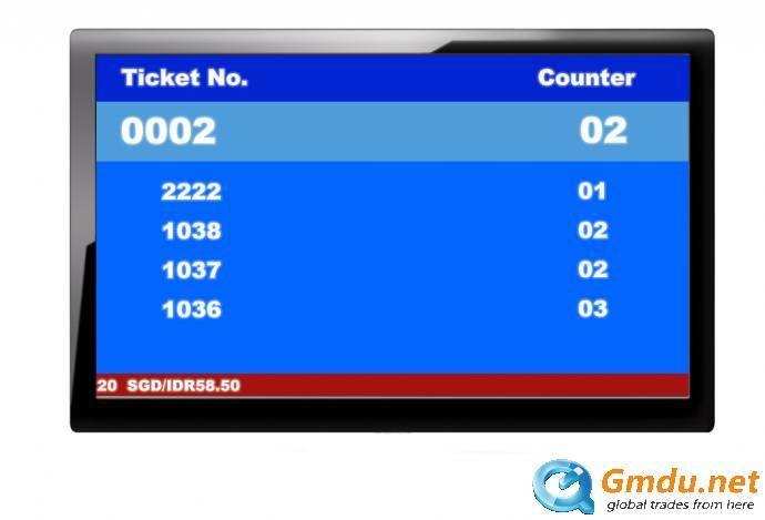 KY112A Ticket dispenser