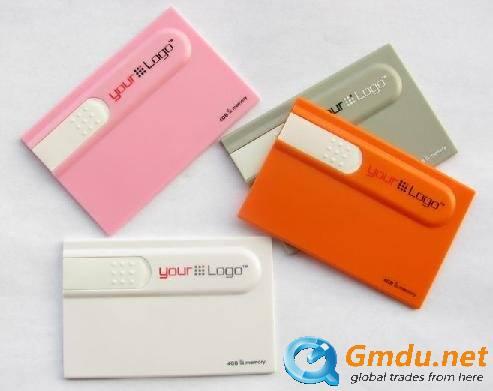 Traditional Thin-credit-card-usb-flash-drive