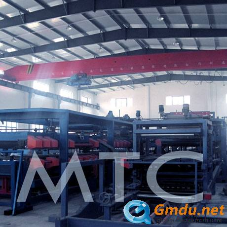 VII-Type Insulated Sandwich Panel Production Line