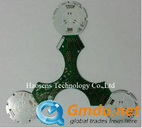 8-layered PCB with 0.075mm Hole