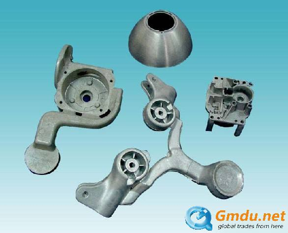 aluminun furniture die casting parts