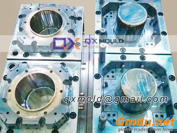plastic packaging bucket mould
