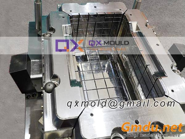 plastic fruit and vegetable pack crate mould