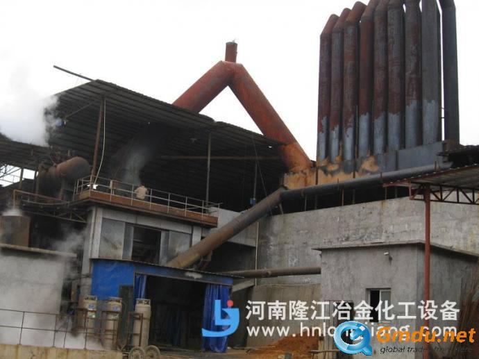 blast furnace for lead