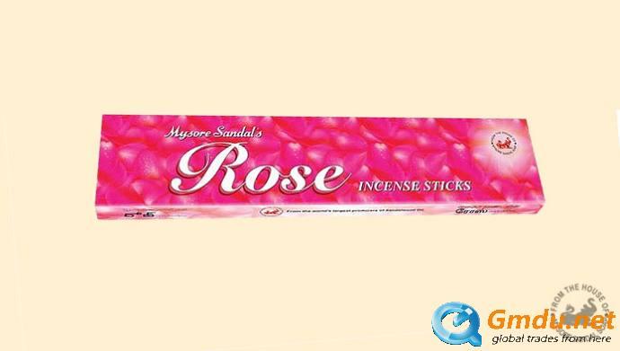 Mysore Sandal Rose Regular Agarbathi
