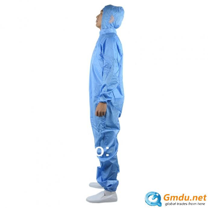 Protective suits, Cleanroom garment
