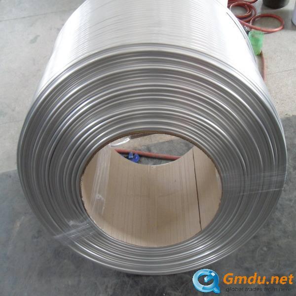 level wound aluminum pipe(plain)