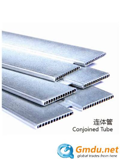 icro-channel flat aluminum pipe for Auto air conditioner