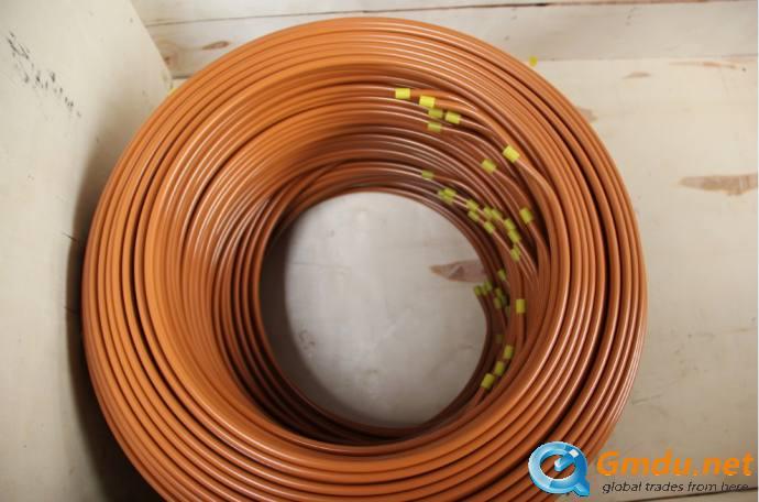 Epoxy coating aluminum pipe