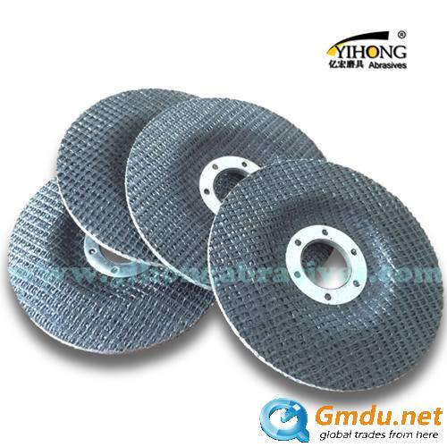 Flap disc backings