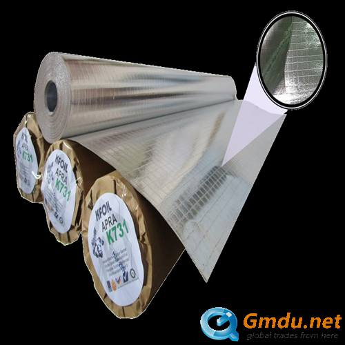 APRA K731 - Reflective Insulation/Radiant Barrier