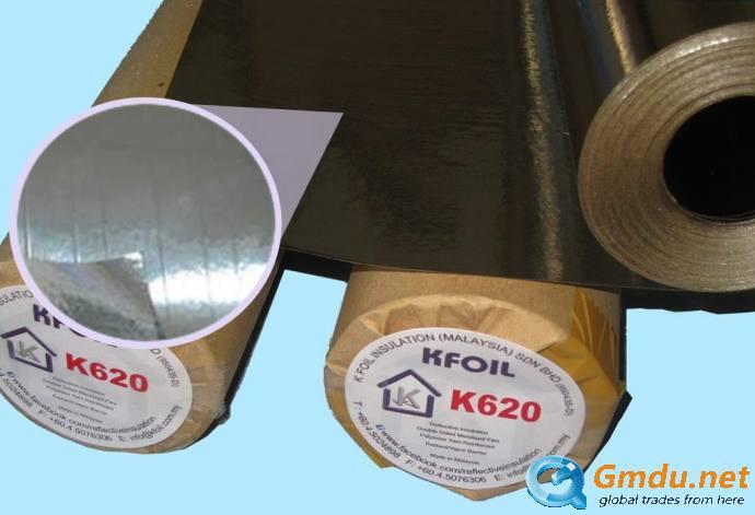 K620 - Reflective Insulation/Radiant Barrier