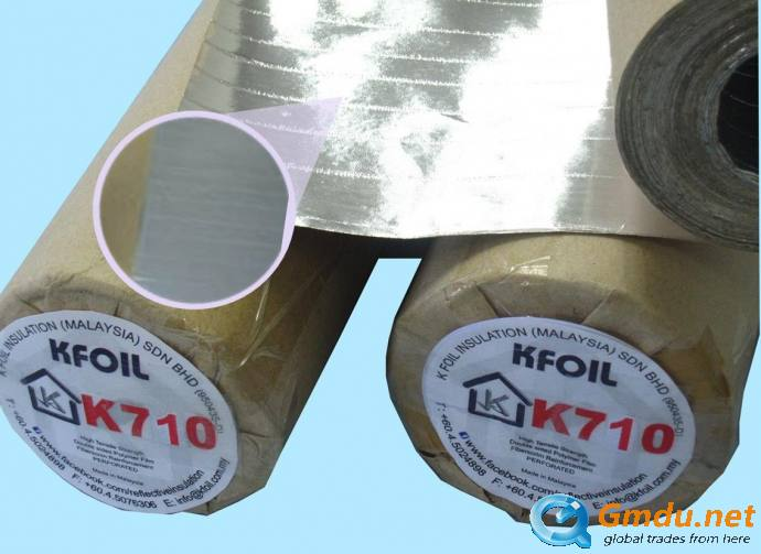 K710 - Reflective Insulation/Radiant Barrier