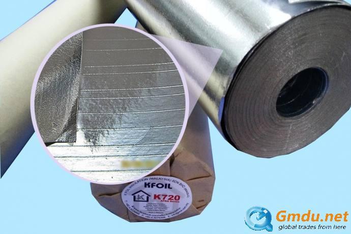 K720 - Reflective Insulation/Radiant Barrier